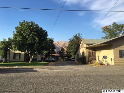 Lewiston, Clarkston Multi Family Home For Sale: 1440 Elm Street