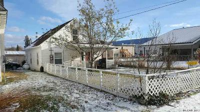 Grangeville Single Family Home For Sale: 309 N College