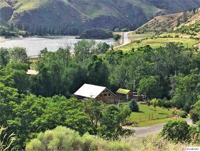 Single Family Home For Sale: 214 Slate Creek Road