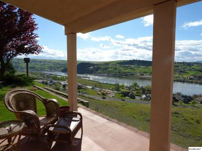 Lewiston Single Family Home For Sale: 194 Marine View Drive