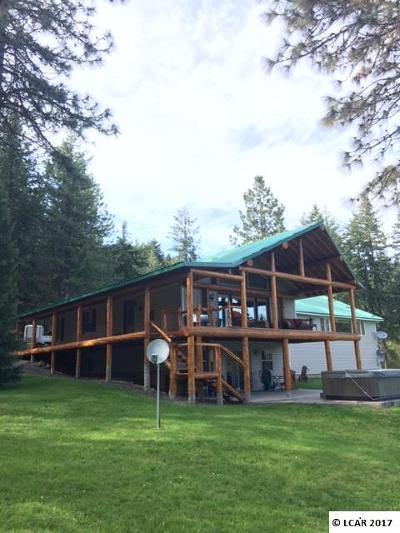 Orofino Single Family Home For Sale: 451 Woodland Meadow Rd