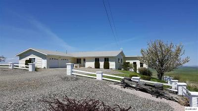 Grangeville Single Family Home For Sale: 16108 Highway 95 South