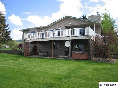 Grangeville Single Family Home For Sale: 449 Whitetail Drive