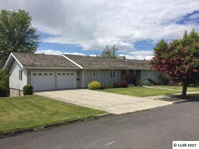 Grangeville Single Family Home For Sale: 222 Park Street