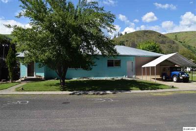 Kooskia Single Family Home For Sale: 415 Pine Street