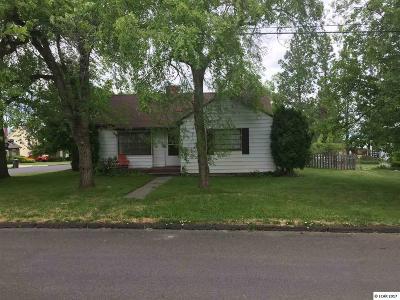 Grangeville Single Family Home For Sale: 521 Washington Ave
