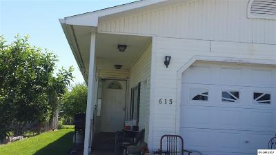 Grangeville Single Family Home For Sale: 613 N A