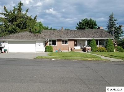 Grangeville Single Family Home For Sale: 414 S Meadow Street