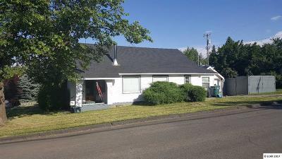 Grangeville Single Family Home For Sale: 216 W S. 2nd Street