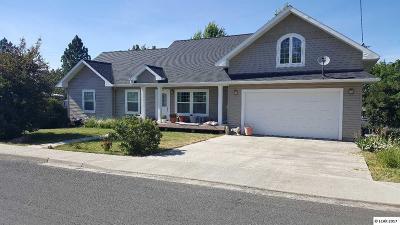 Grangeville Single Family Home For Sale: 879 Lincoln Avenue