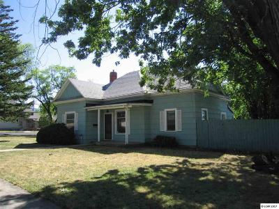 Grangeville Single Family Home For Sale: 212 South A Street