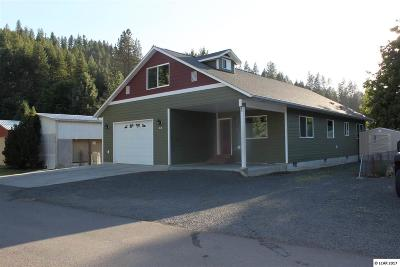 Orofino Single Family Home For Sale: 161 112th St