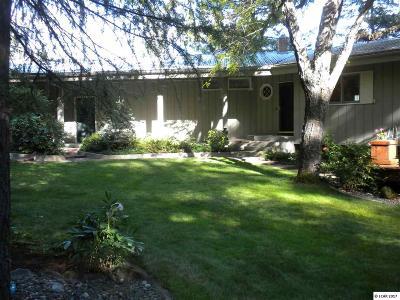Orofino Single Family Home For Sale: 4921 Grangemont