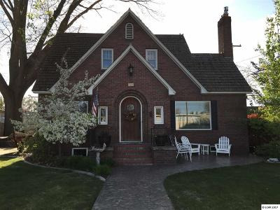 Lewiston Single Family Home For Sale: 318 5th Street