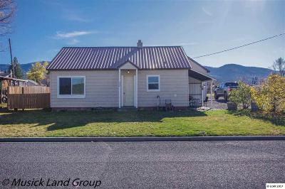 Grangeville Single Family Home For Sale: 204 SE Madison Street