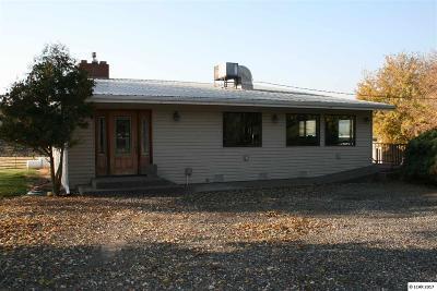 Lewiston, Clarkston Single Family Home Back On Market: 2040 Evans Rd
