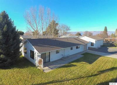 Lewiston ID Single Family Home For Sale: $199,000