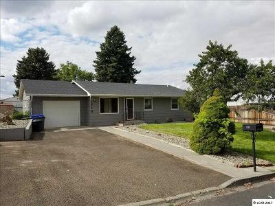 Lewiston Single Family Home For Sale: 1712 12th Street