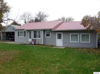 Lewiston Single Family Home For Sale: 3314 8th St F