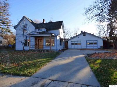 Grangeville Single Family Home For Sale: 214 E North Street