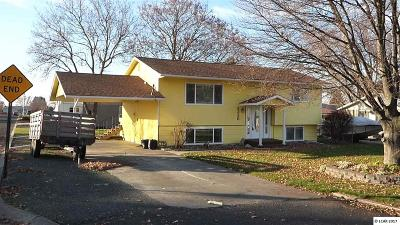 Lewiston Single Family Home For Sale: 3330 12th Street