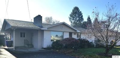 Lewiston Single Family Home For Sale: 516 Airway Dr