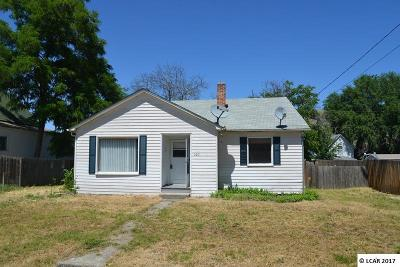 Asotin Single Family Home For Sale: 507 2nd St