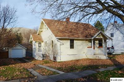 Pomeroy Single Family Home For Sale: 1333 Pataha Street
