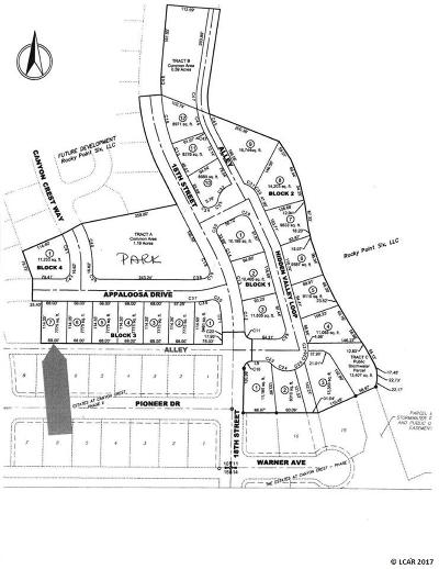 Lewiston Residential Lots & Land For Sale: Block 3 Lot 7 Canyon Crest