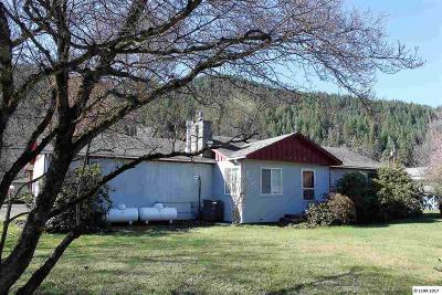 Orofino Single Family Home For Sale: 167 137th St
