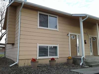 Lewiston Condo/Townhouse For Sale: 3129.5 8th St C