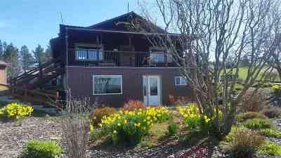Kooskia Single Family Home For Sale: 162 Red Fir Road