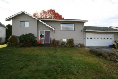 Lewiston Single Family Home For Sale: 1708 Burrell Dr