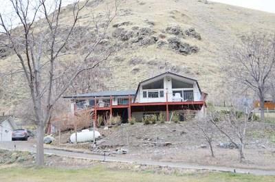 Asotin Single Family Home For Sale: 24612 Snake River Road