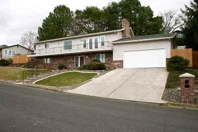 Lewiston Single Family Home For Sale: 3025 Mayfair Ridge