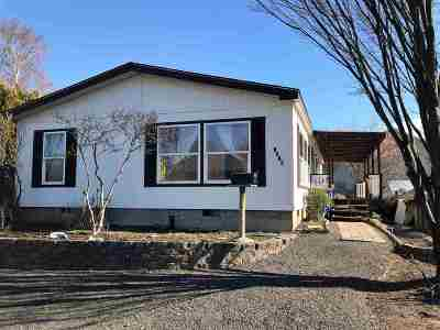 Lewiston ID Manufactured Home For Sale: $159,900