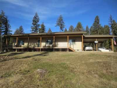 Orofino Single Family Home Active With Bump Clause: 1075 Eureka Ridge Loop
