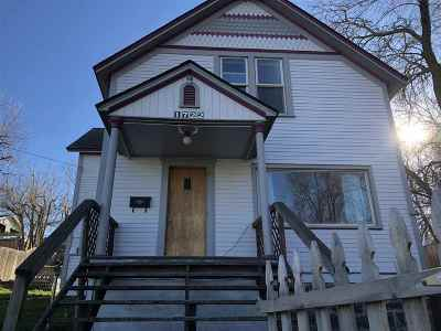 Lewiston Single Family Home For Sale: 1722 7th Ave