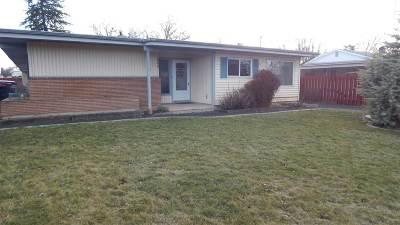 Lewiston Single Family Home For Sale: 640 Preston Ave.