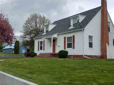 Grangeville Single Family Home For Sale: 216 S College Street
