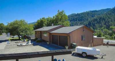 Orofino Single Family Home For Sale: 998 Miles Ave