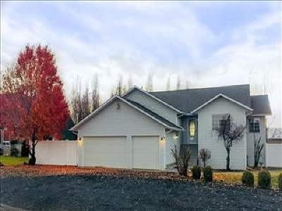 Single Family Home Active With Bump Clause: 1190 Bighorn Drive