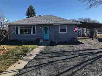 Lewiston ID Single Family Home For Sale: $159,900