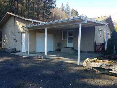 Kamiah Single Family Home For Sale: 1419 Alder Lane