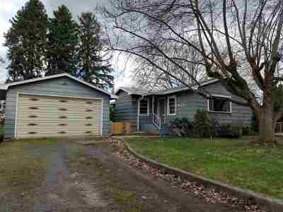 Lewiston, Clarkston Single Family Home For Sale: 3425 11th Street