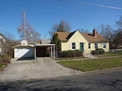 Lewiston Single Family Home For Sale: 921 14th Street