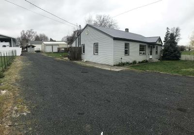 Lewiston, Clarkston Single Family Home For Sale: 1334 Alder Ave