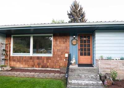 Orofino Single Family Home For Sale: 12774 Vista Avenue