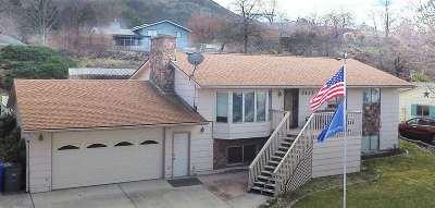 Single Family Home For Sale: 3439 Syringa Dr