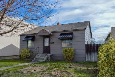 Single Family Home For Sale: 831 5th Street